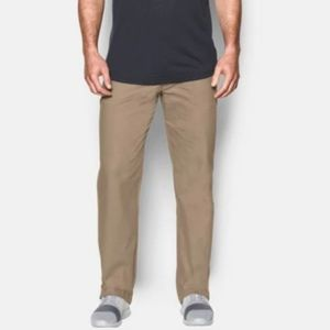 Under Armour Performance Straight Fit Chino Pants
